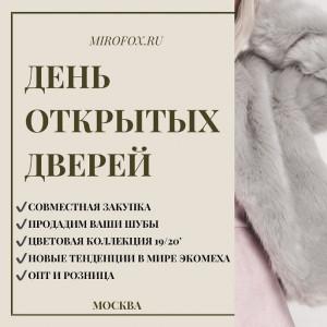 День открытых дверей экомеха в Москве