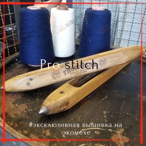 Купить шубу из искусственного меха с вышивкой