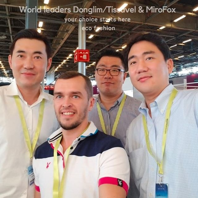 Встреча Tissavel и Mirofox во Франции