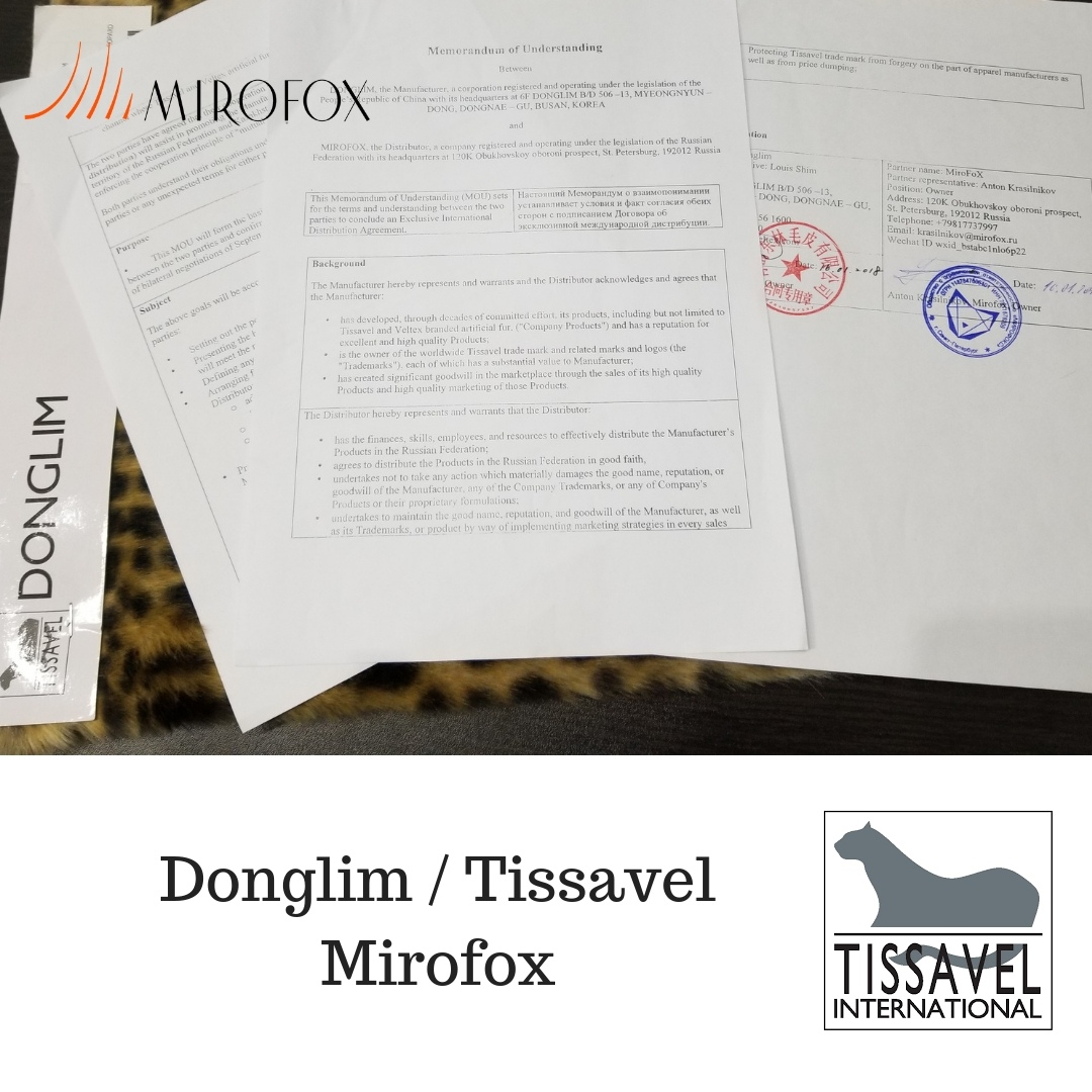 Tissavel and Mirofox